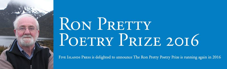 Ron Pretty Poetry Prize 2016 Award Ceremony