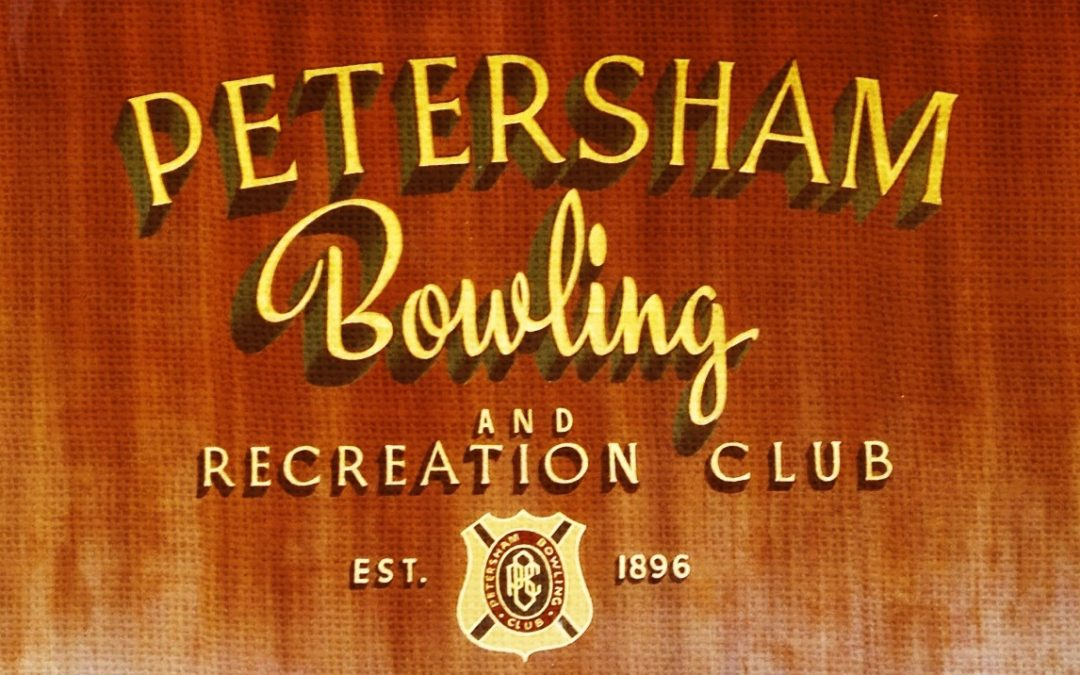 Open Mic @ Petersham Bowling Club